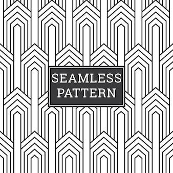 Streszczenie tło art deco seamless pattern