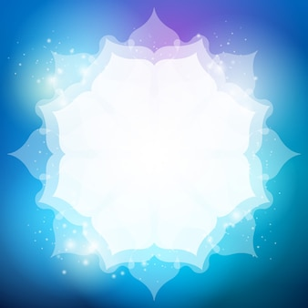 Streszczenie tło białe blask koło wzór
