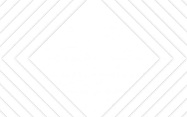 Streszczenie tło białe światło geometryczne
