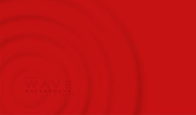 Streszczenie tło czerwone fale