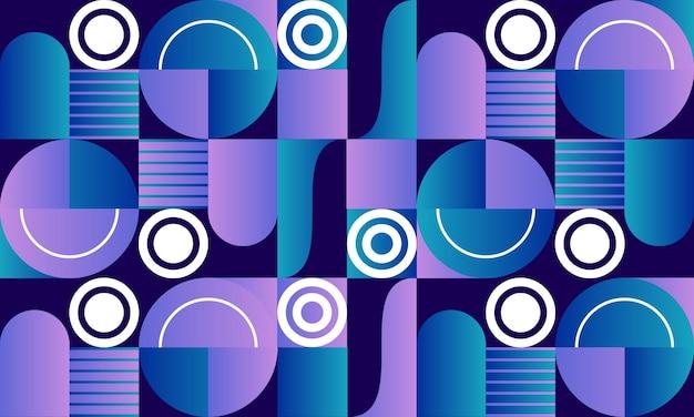 Streszczenie tło geometryczne gradientu. ilustracja wektorowa. wzór dla stron szkolnych, gramatycznych.