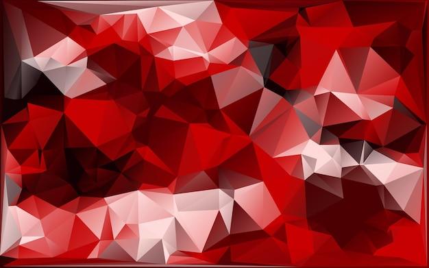 Streszczenie tło kamuflażu wojskowego wykonane z geometrycznych kształtów trójkątów