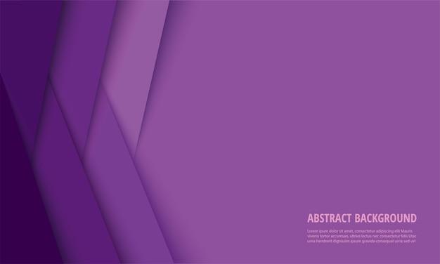 Streszczenie tło nowoczesne fioletowe linie