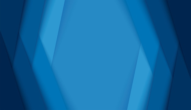 Streszczenie tło nowoczesne niebieskie linie