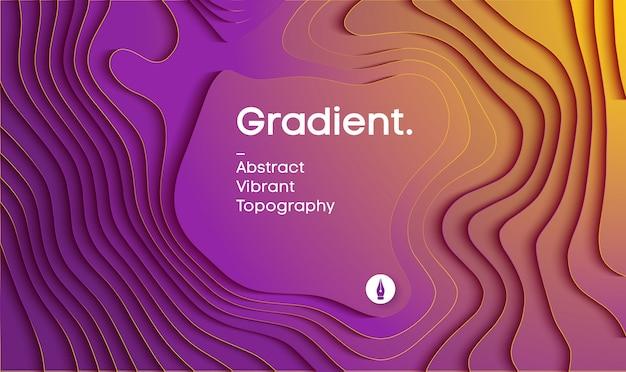 Streszczenie tło wektor gradientu.