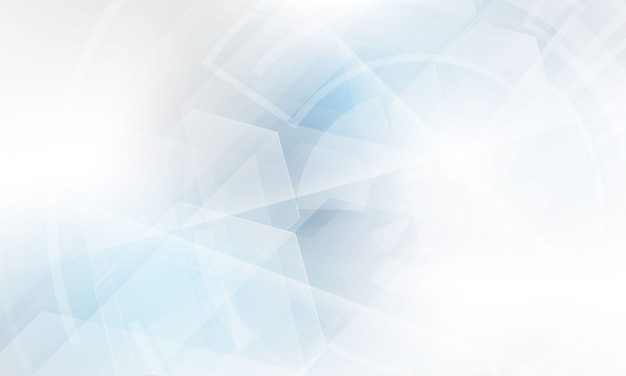 Streszczenie tło wektor koncepcja komunikacji technologii niebieski