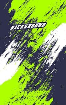 Streszczenie tło wyścigowe z teksturą grunge