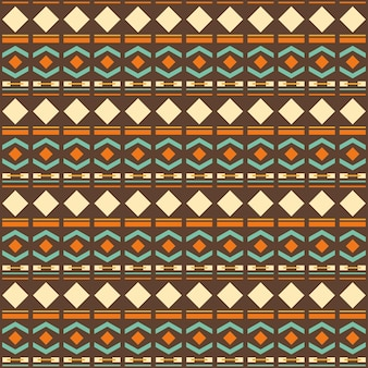 Streszczenie tło wzór geometryczny. motyw kolorów kawy.