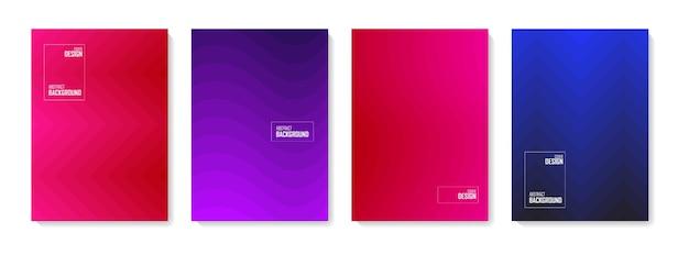 Streszczenie tło wzór. zestaw kolorów abstrakcyjnych kształtów, abstrakcyjne tło.