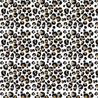 Streszczenie tło z akwarela wzór wydruku zwierząt