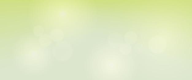 Streszczenie tło z efekt świetlny rozmycie bokeh. nowoczesne kolorowe okrągłe rozmycie tła światła. ilustracja wektorowa