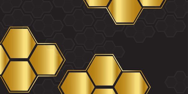 Streszczenie tło z geometrycznymi kształtami i elementami 3d. ruchome tło gradientowe z abstrakcyjnymi futurystycznymi kształtami