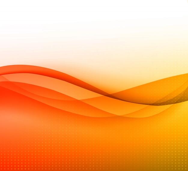 Streszczenie tło zakrzywione linie. szablon projektu broszury