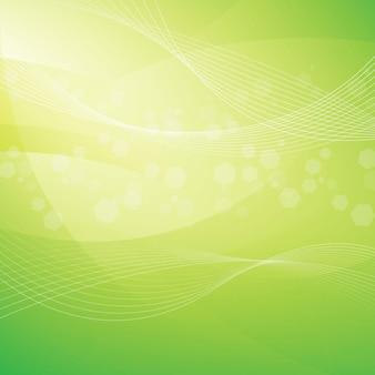 Streszczenie tło zielony