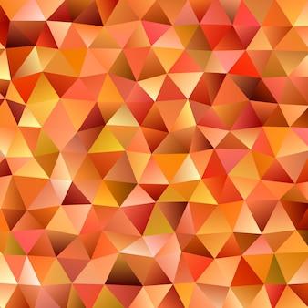 Streszczenie trójkąt tło