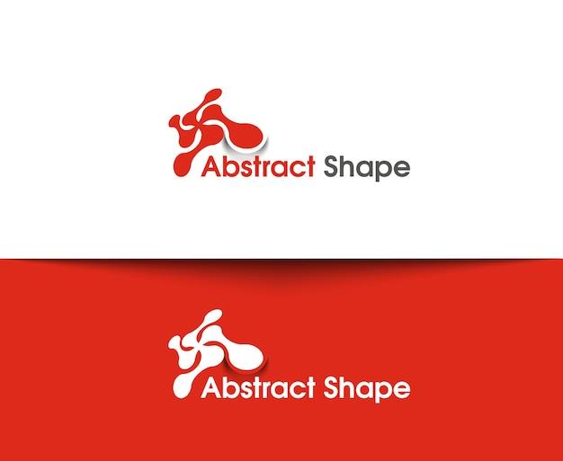 Streszczenie wektor logo i symbol design