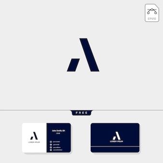 Streszczenie wstępne a, szablon logo i projekt wizytówki zawierają