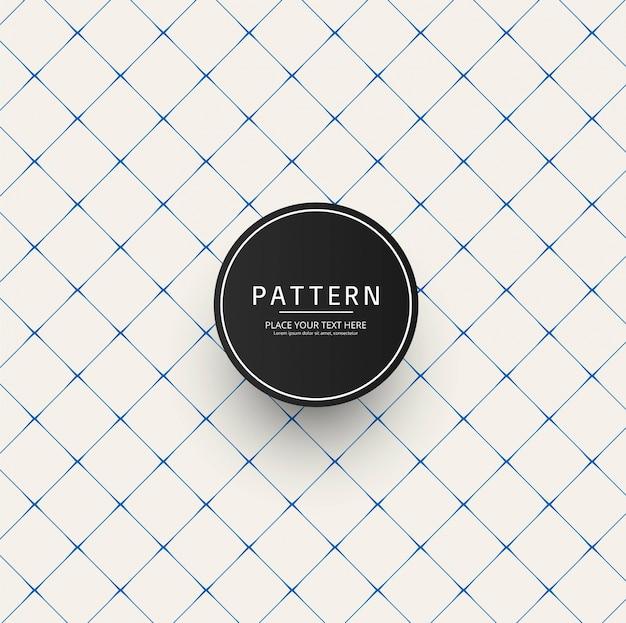 Streszczenie wzór. nowoczesna, stylowa tekstura. powtarzanie projektowania płytek geometrycznych