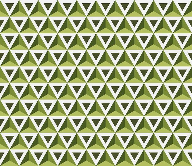 Streszczenie wzór. wzór z trójkątami.
