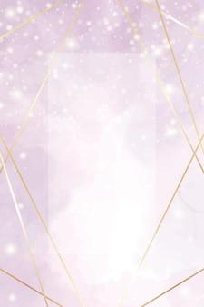 Streszczenie zakurzone fioletowe płynne tło akwarela
