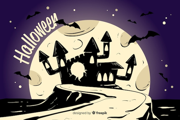 Streszczenie zamku noc pełni księżyca