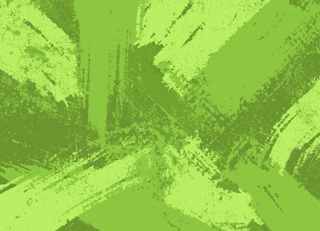 Streszczenie zielone tło nieczysty
