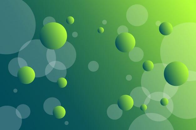Streszczenie zielonkawy płyn tło
