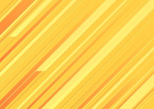 Streszczenie żółte tło z żółtymi paskami.