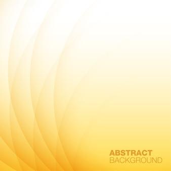 Streszczenie żółte tło
