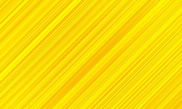 Streszczenie żółte ukośne linie w tle