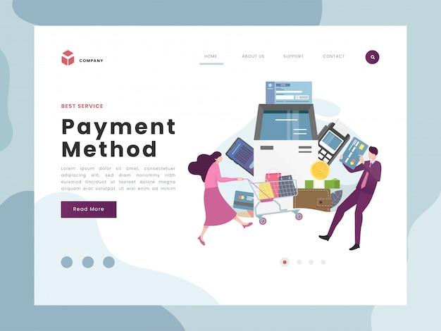 Strona docelowa płatności