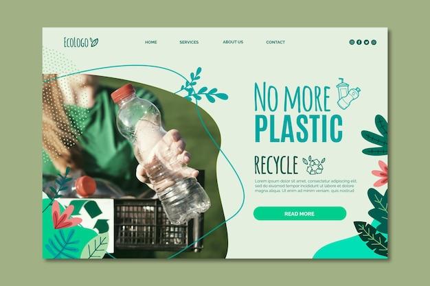 Strona docelowa środowiska