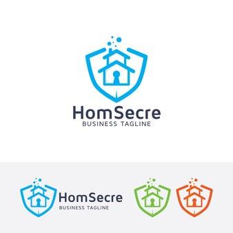 Strona główna bezpieczny szablon logo