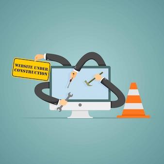 Strona internetowa w budowie.