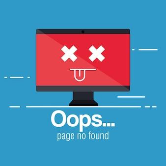Strona oops nie znaleziono pojęcia