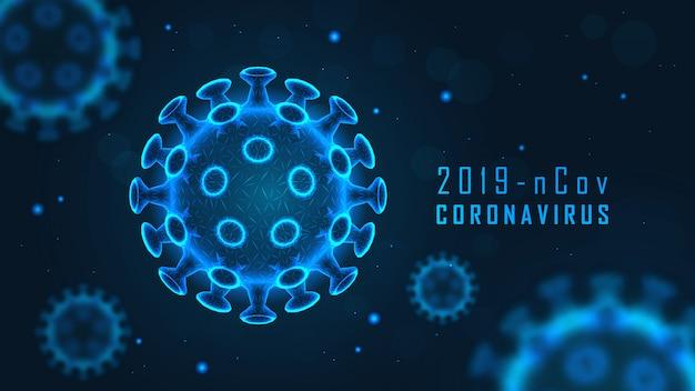 Struktura komórkowa koronawirusa