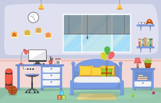 Studenckie studium stół biurkowy sypialnia wnętrze meble pokojowe