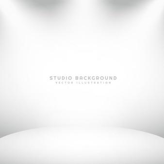 Studio fotografii w tle