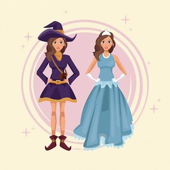 Styl cosplay kobiet