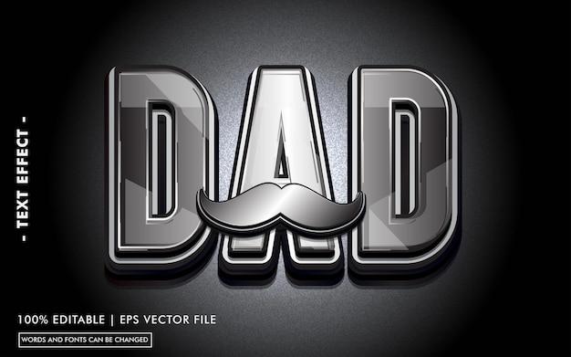 Styl efektu tekstu taty