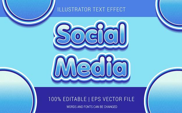 Styl wpływu tekstów mediów społecznych