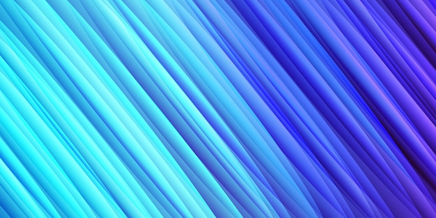 Stylowy geometryczny pasek w tle