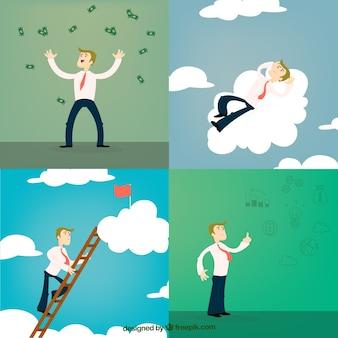 Sukcesy przedsiębiorcy