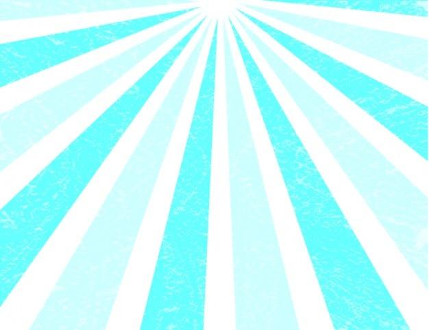 Sunbeam niebieski tle retro