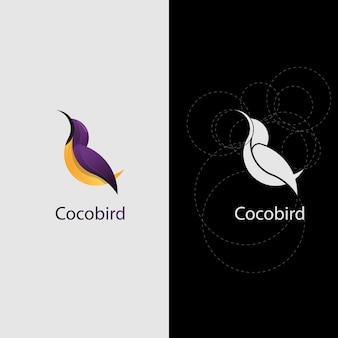 Sunbird logo premium