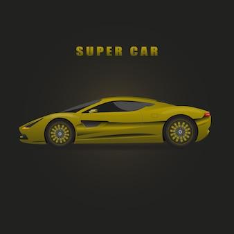 Super samochód