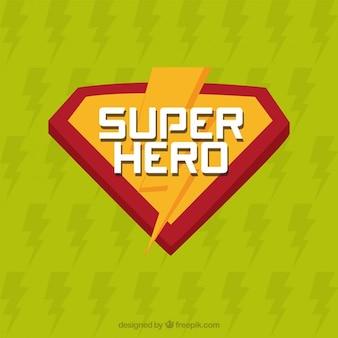 Superhero insygnia