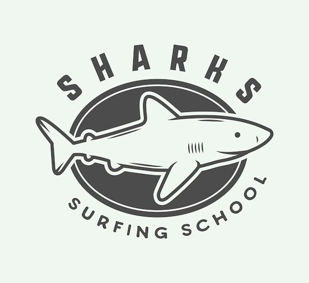 Surfowanie logo, godło