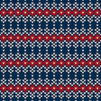 Sweter z dzianiny. imitacja tekstury dzianiny wełnianej