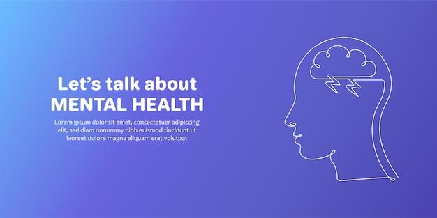Świadomość światowego dnia zdrowia psychicznego